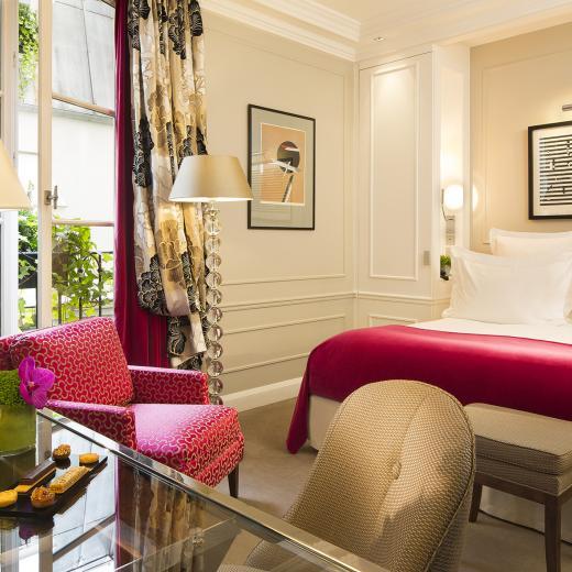 Le Burgundy Paris - Chambre Classique