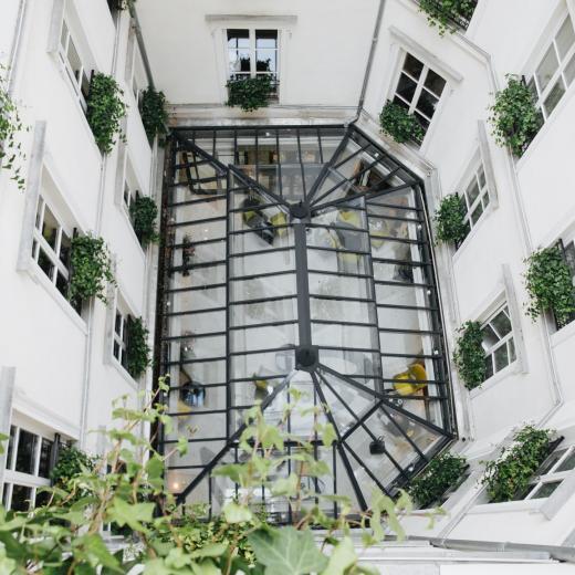 Le Burgundy Paris - Hôtel