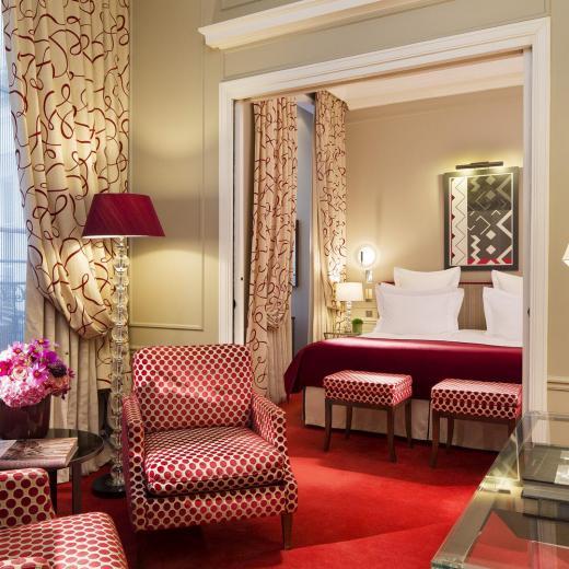 Le Burgundy Paris - Junior Suite