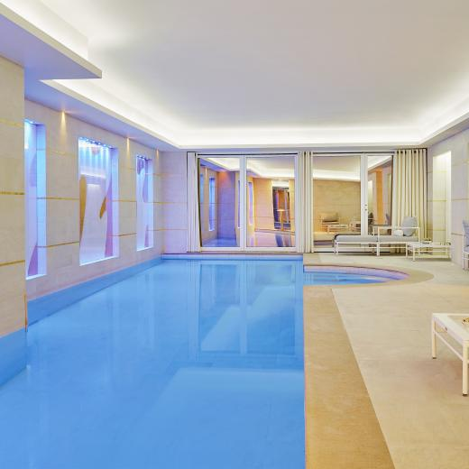 Le Burgundy Paris - Piscine Spa
