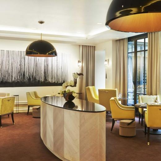 Le Burgundy Paris - Restaurante Le Baudelaire