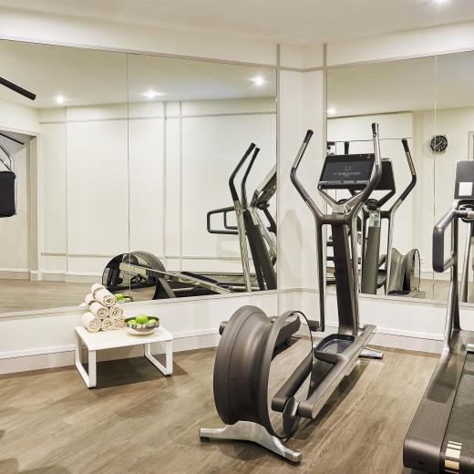 Le Burgundy Paris - Salle de Fitness Spa