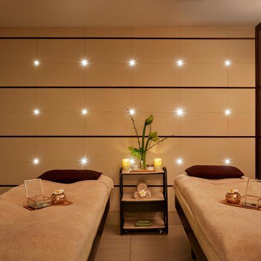 Le Burgundy Paris - Salle de massage duo Spa