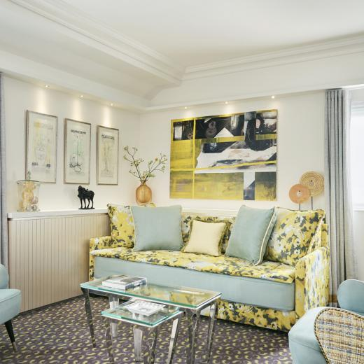 Le Burgundy Paris - Suite Royale