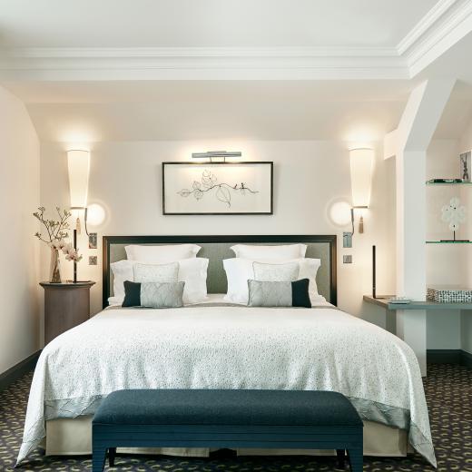Le Burgundy Paris - Suite Vendôme