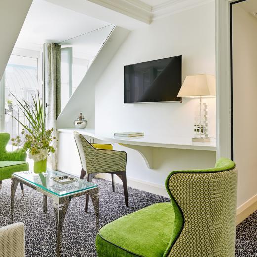 Le Burgundy - Suite Saint-Honoré